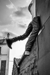 Skulpturen in Montmartre